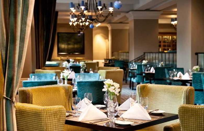 Fairmont Chateau Laurier - Restaurant - 13
