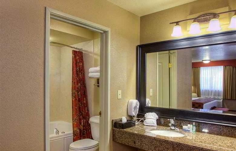 Best Western Foothills Inn - Hotel - 50