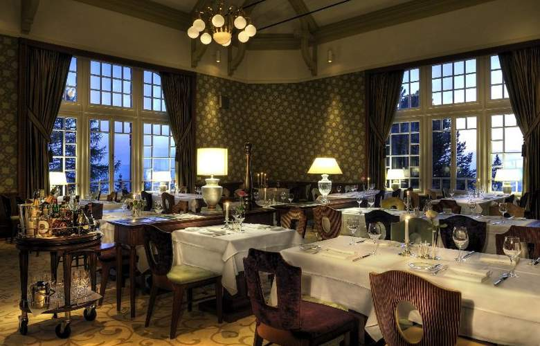 Grand Hotel Kempinski High Tatras - Restaurant - 7