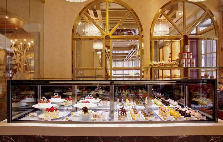 The Riviera Hotel - Restaurant - 28