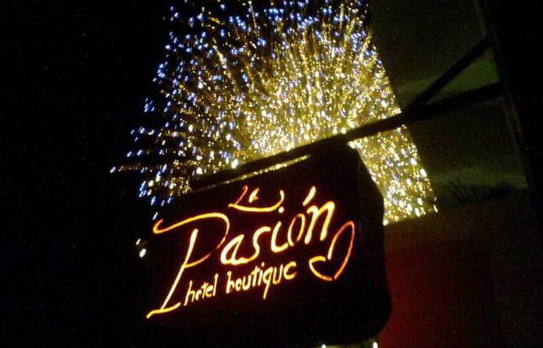 La Pasion Boutique Hotel - General - 19