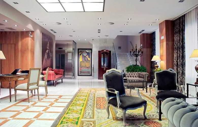 Gran Hotel La Perla - General - 1