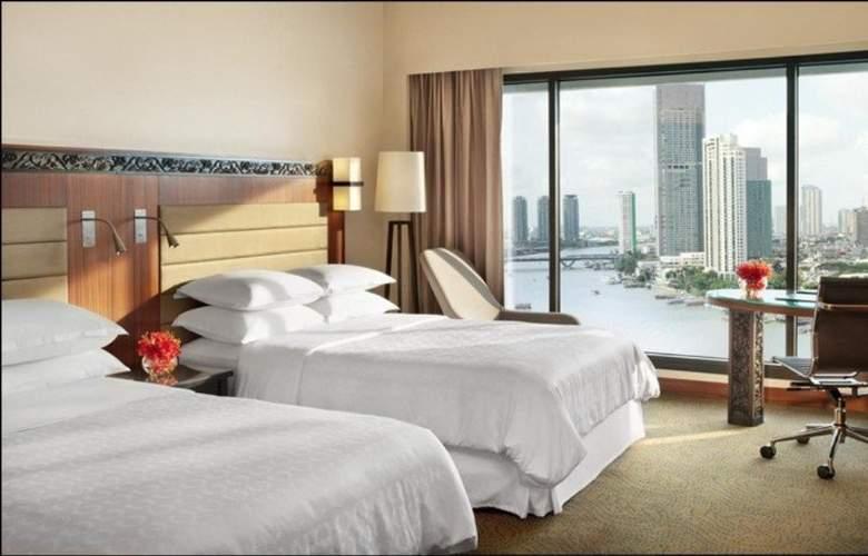 Royal Orchid Sheraton - Towers Bangkok - Room - 9