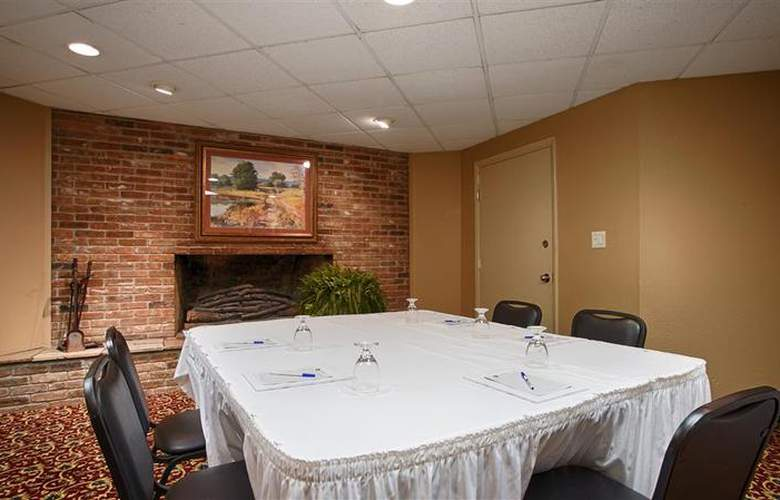 Best Western Coach House Inn - Conference - 145