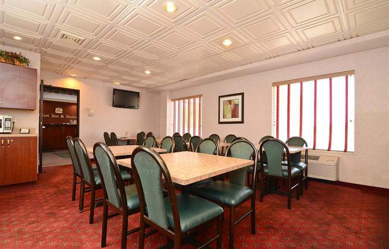 Best Western Joliet Inn & Suites - Restaurant - 156
