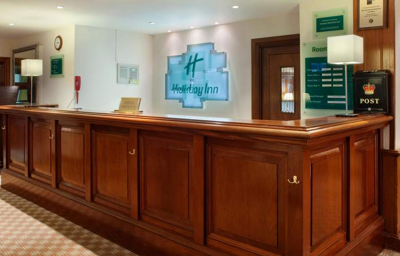 Holiday Inn Norwich - North - General - 1