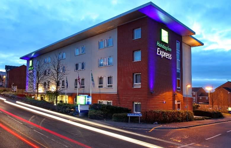 Holiday Inn Express Redditch - Hotel - 0