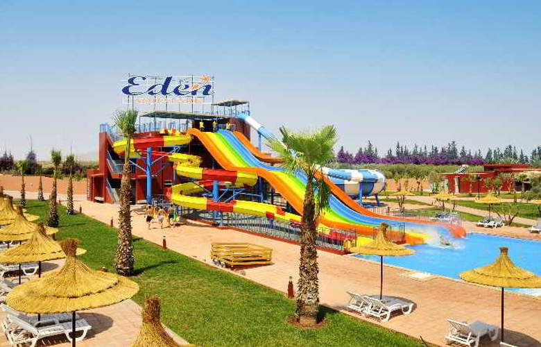 Eden Andalou Suites Aquapark & Spa - Sport - 28