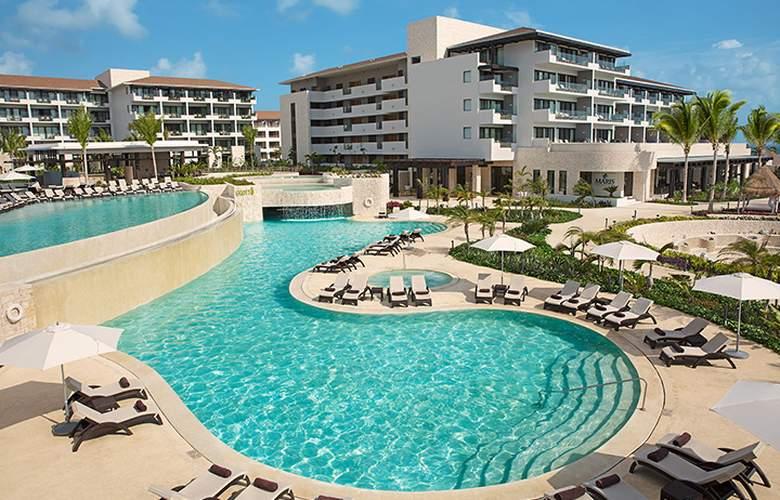 Dreams Playa Mujeres - Pool - 21