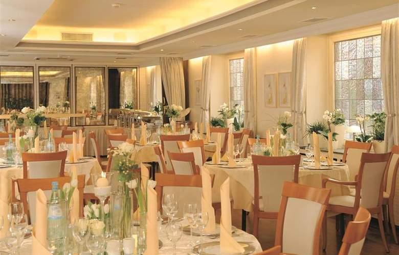 Best Western Parkhotel Oberhausen - Restaurant - 90