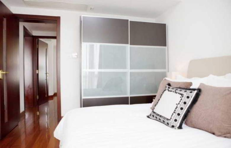 Yopark Serviced Apartment-Qiang Sheng garden - Room - 14