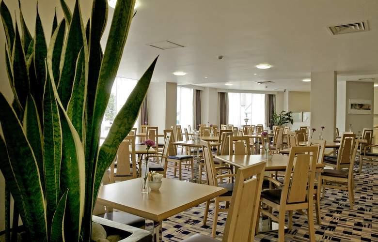 Holiday Inn Express Norwich - Restaurant - 5