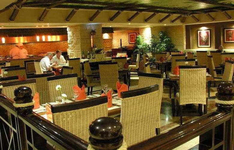 Pyramisa Cairo Suites and Casino - Restaurant - 8