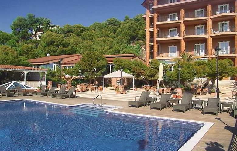 Thalasso Hotel El Palasiet - General - 0