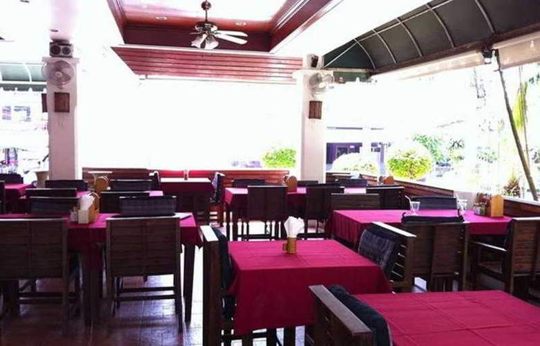 Bayshore Resort & Spa (formely Mermaid Resort) - Restaurant - 7