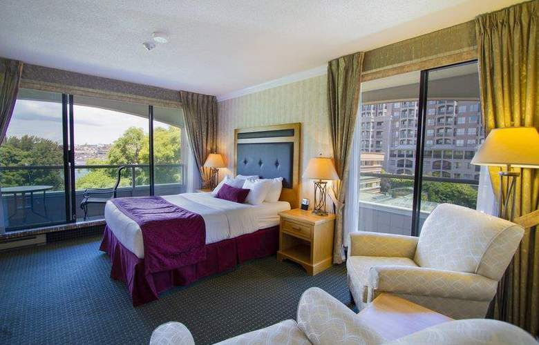 Best Western Plus Inner Harbour - Room - 139