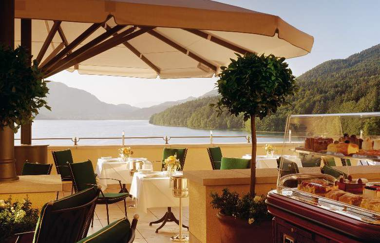 Schloss Fuschl, A Luxury Collection Resort & SPA - Terrace - 18