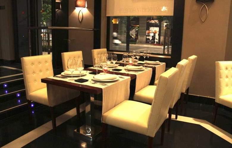 Eurostars Gran Vía - Restaurant - 3