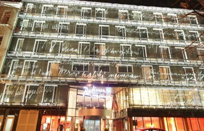 Radisson Blu Elizabete Hotel - Hotel - 0