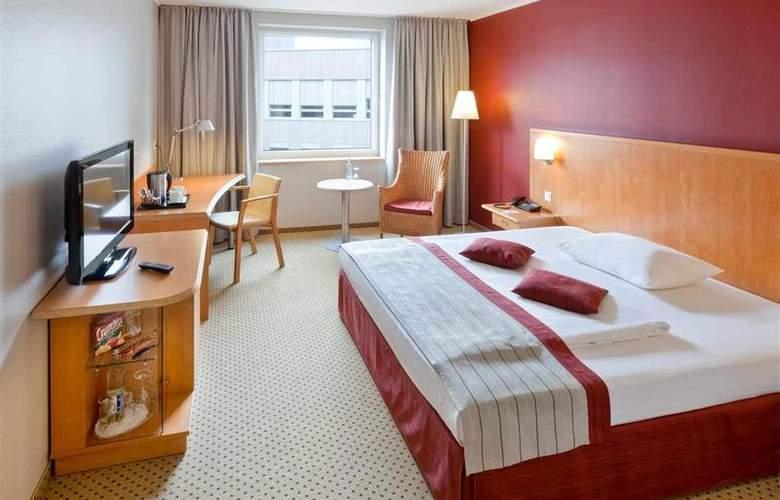 Mercure Duesseldorf Seestern - Room - 49