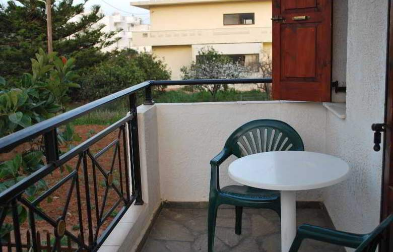 Koula Apartments - Terrace - 2