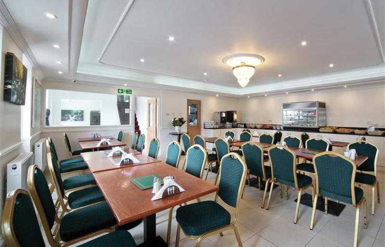 Best Western London Highbury - Restaurant - 34