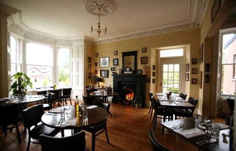 Yanns At Glenearn House - Restaurant - 9