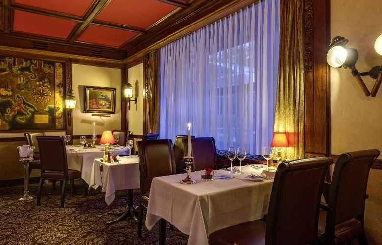 St. Gotthard - Restaurant - 64
