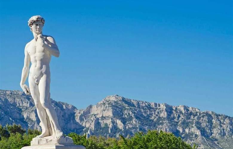 Mercure Marseille Prado - Hotel - 37