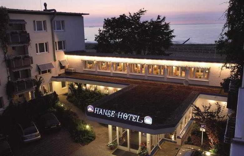 Best Western Hanse Hotel Warnemuende - Hotel - 33