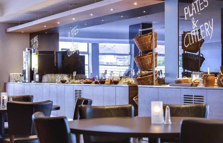 Quality Airport Hotel Dan - Restaurant - 11