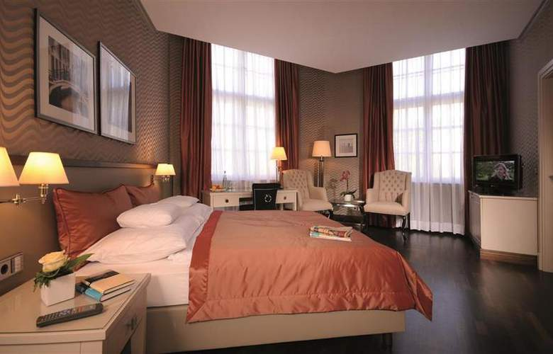 Best Western Hotel Stadtpalais - Room - 8