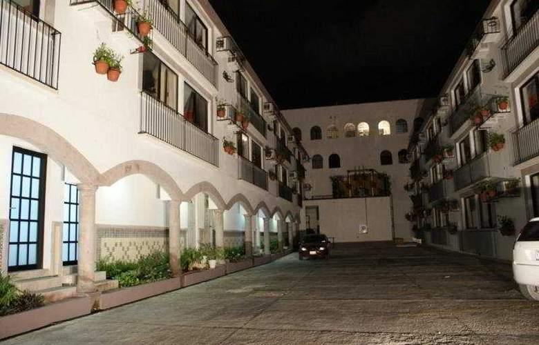 Hacienda de Castilla - Hotel - 0