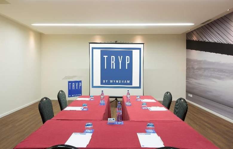 Tryp Lisboa Oriente - Conference - 12