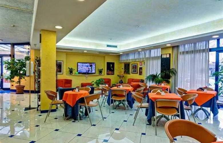 Best Western Blu Hotel Roma - Hotel - 41
