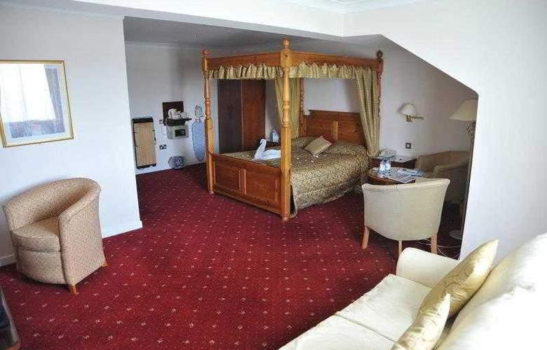 Best Western Bentley Leisure Club Hotel & Spa - Hotel - 10