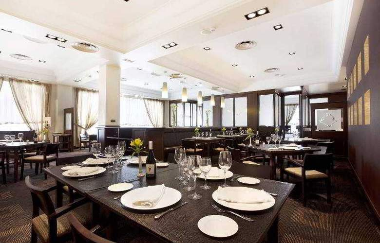 Elba Madrid Alcalá - Restaurant - 8
