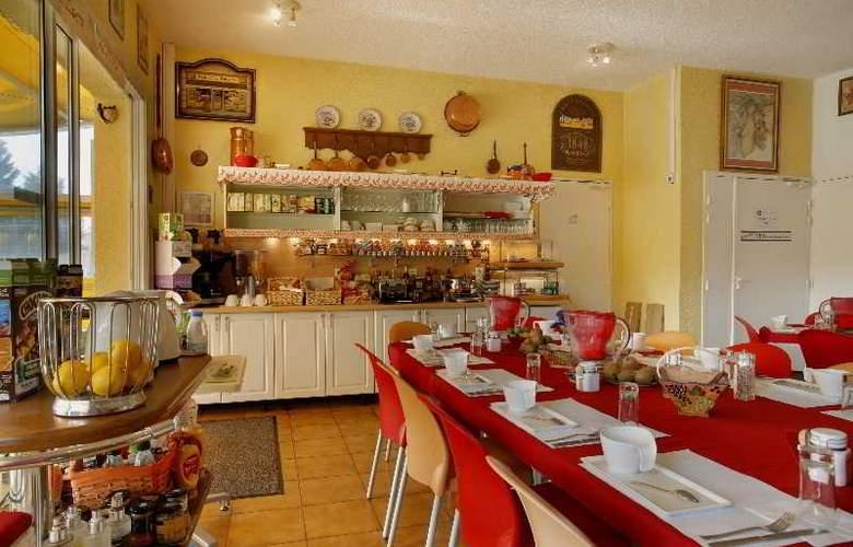 INTER-HOTEL CORINTEL - Restaurant - 3
