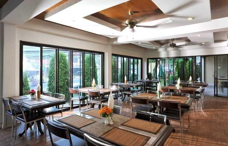 Baan Karon Resort - Restaurant - 12