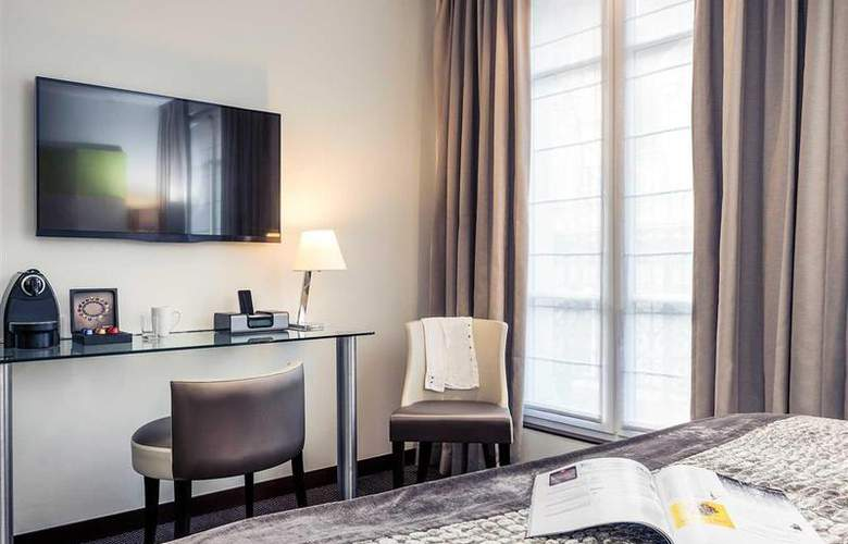 Mercure Paris La Sorbonne - Room - 46