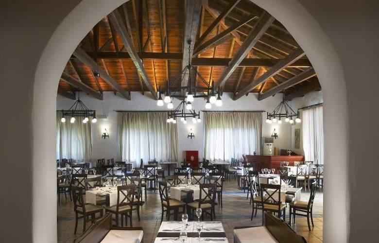 Athena Pallas Village - Restaurant - 39