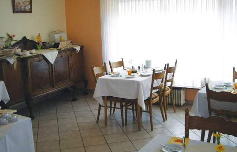 Minotel Braun - Restaurant - 6