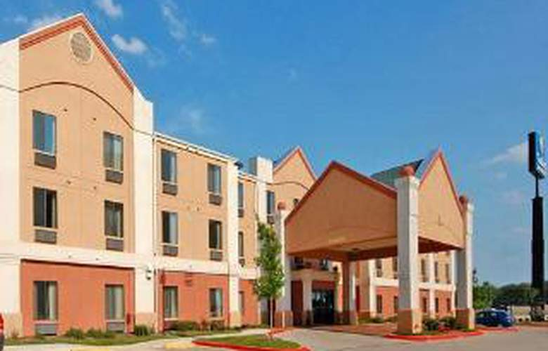 Comfort Inn & Suites At Vance Jackson - Hotel - 0