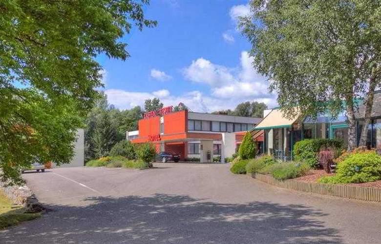 BEST WESTERN PLUS Hotel Casteau Resort Mons - Hotel - 62