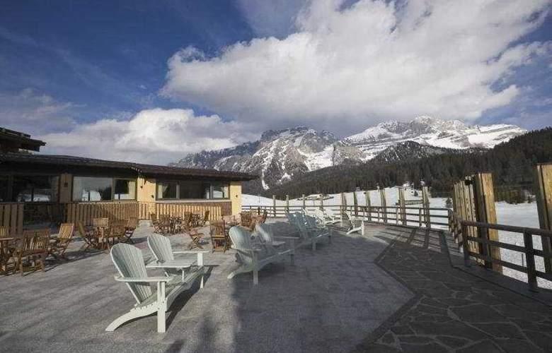 Golf Hotel Campiglio - Terrace - 5