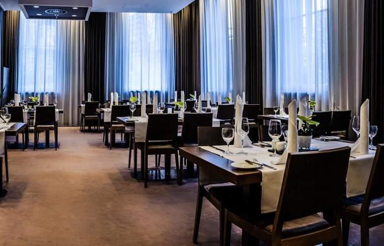 Gunnewig Stadtpalais - Restaurant - 5