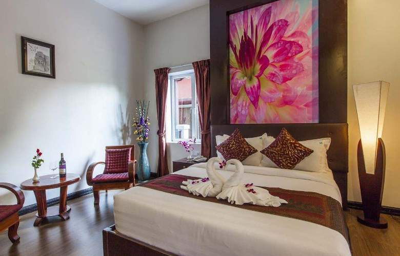King Grand Suites Boutique Hotel - Room - 13