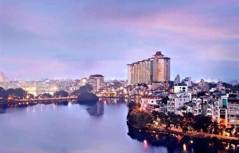 Pan Pacific Hanoi - Hotel - 11