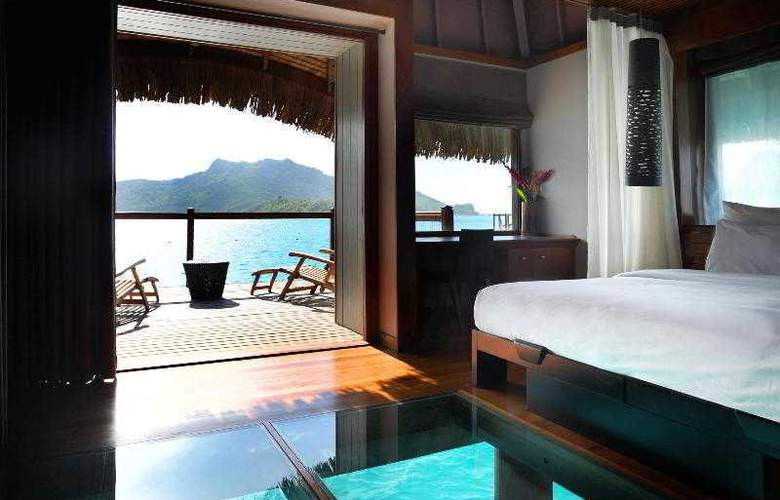 Le Meridien Bora Bora - Hotel - 34