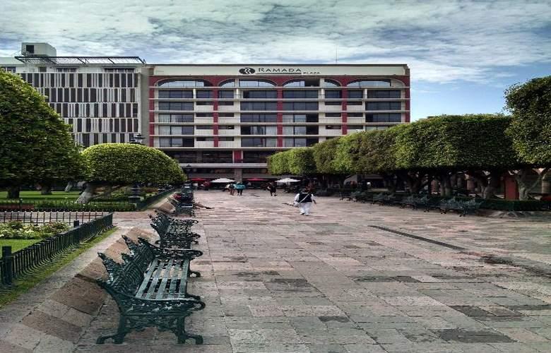 Ramada Plaza León - Hotel - 4
